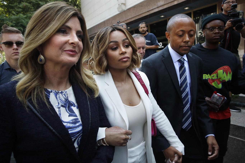 Blac Chyna Seeks Restraining Order Against Rob Kardashian