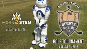 Strokes for STEM Golf Tournament