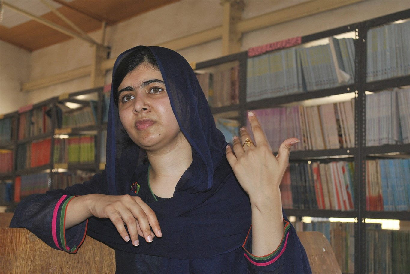 Malala gets admission into Oxford University