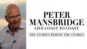 Peter Mansbridge: Live Coast to Coast @ Jack Singer Concert Hall