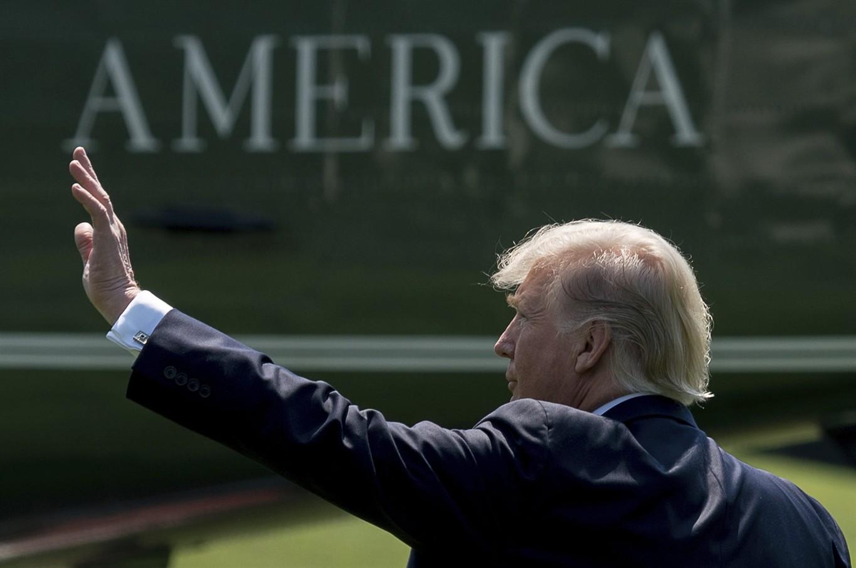 Trump Warns May Terminate NAFTA Treaty