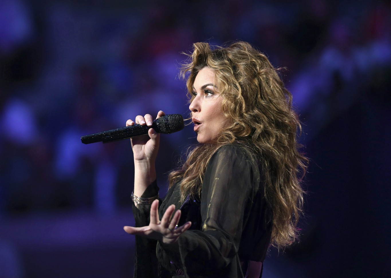 Shania Twain Joins New Singing Competition Series as Mentor