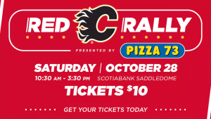 Calgary Flames Red Rally