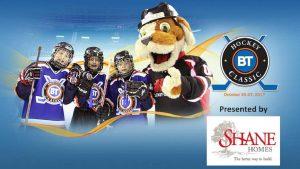 BT Hockey Classic @ Winsport Arena