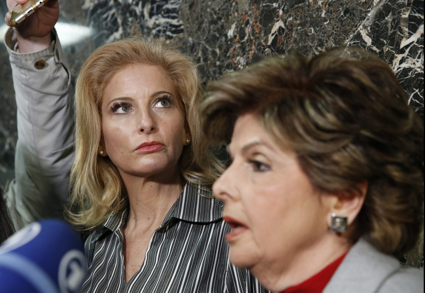 Trump Lawyers Try to Snuff Summer Zervos Defamation Lawsuit