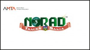 Norad Santa Tracker Brought to you by AMTA