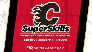 Calgary Flames SuperSkills