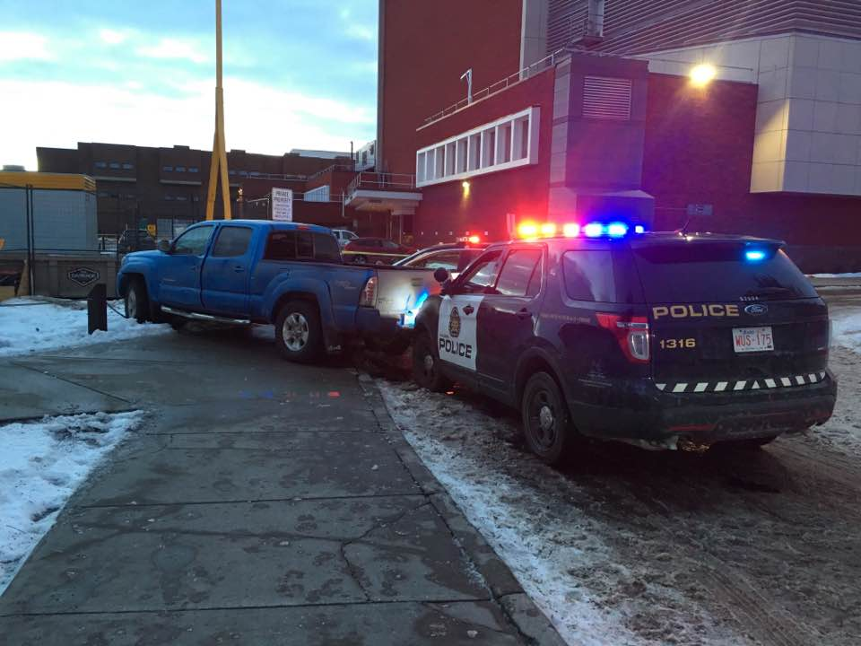 Two men in custody after alleged carjacking in northwest Calgary