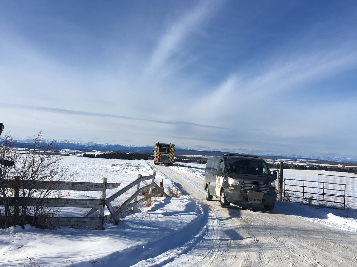 Calgary Humane seizes 40 animals in distress from rural Calgary property