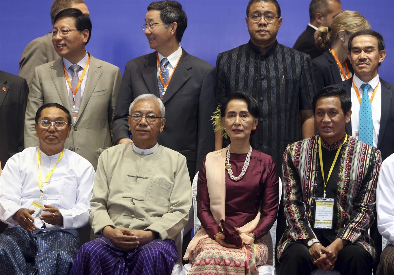 Myanmar President, Close Suu Kyi Friend, Says He's Retiring