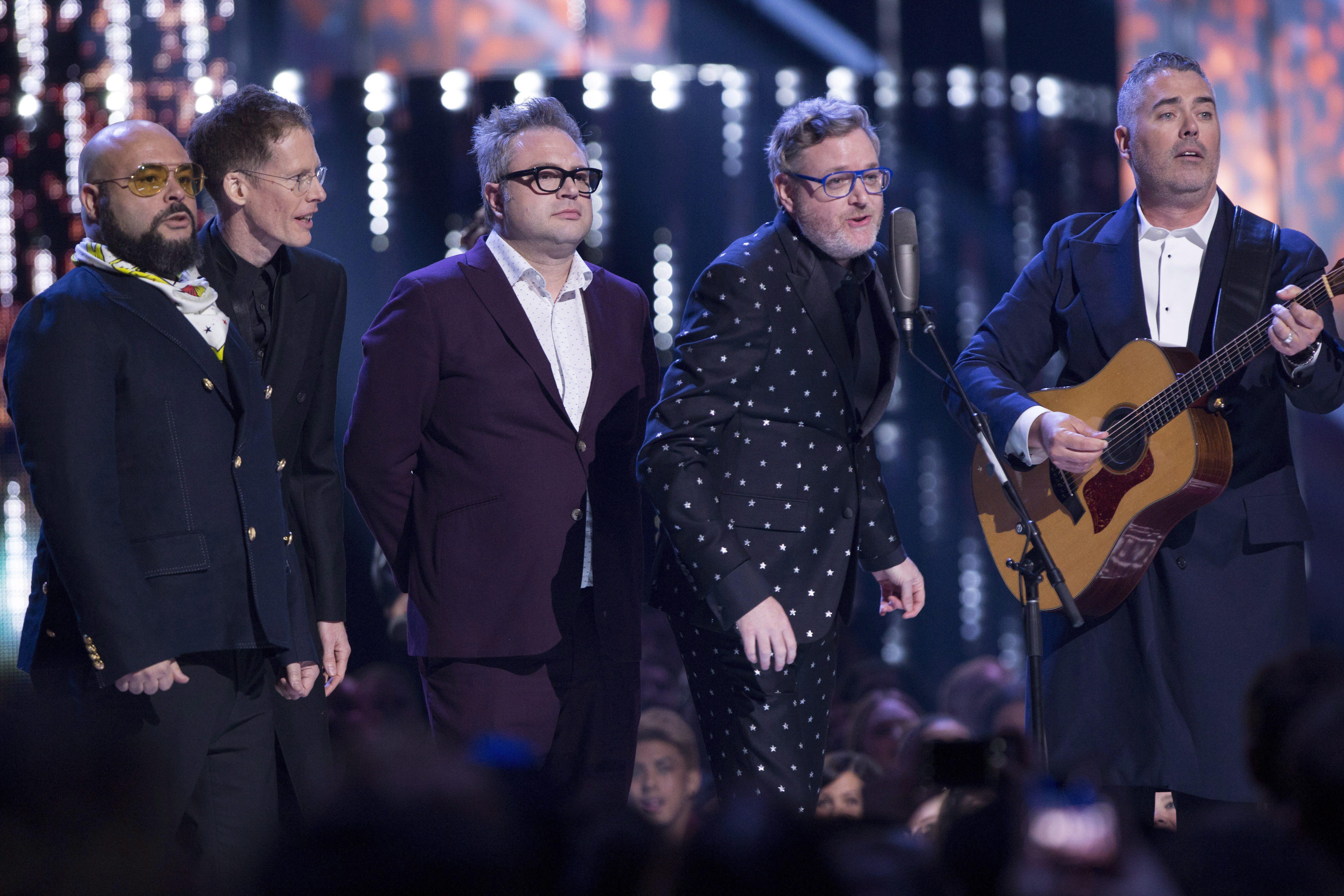 Arcade Fire, Shawn Mendes Win Big at Canada's Juno Awards