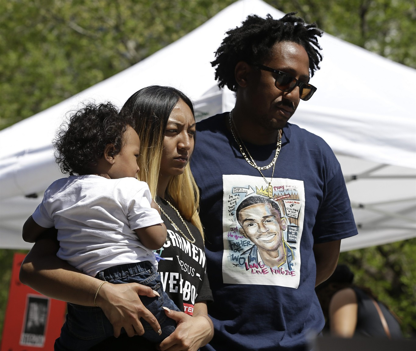 Stephon Clark was shot eight times, mostly in his back