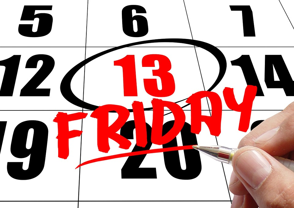 Why is people afraid of Friday 13th?