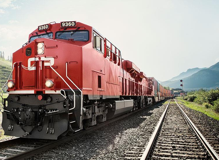 Short Interest in Canadian Pacific Railway (NYSE:CP) Drops By 38.3%