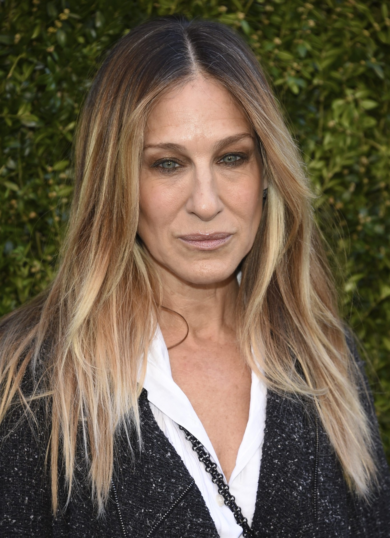 Actress Sarah Jessica Parker attends the 2018 Chanel ...