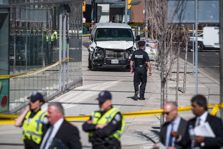 Toronto Van Attack Victims (2018)