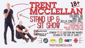 Trent McClellan @ Bella Concert Hall