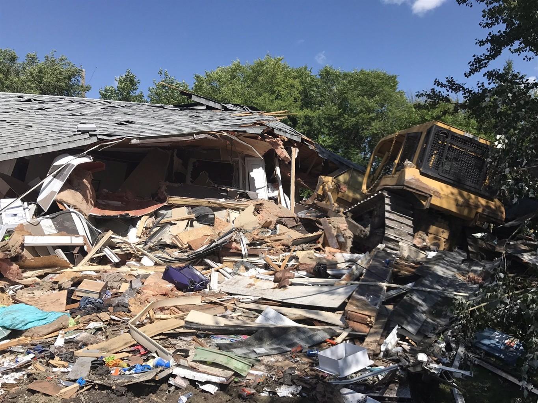 Bulldozed house: Saskatchewan man sentenced for attempted murder ...