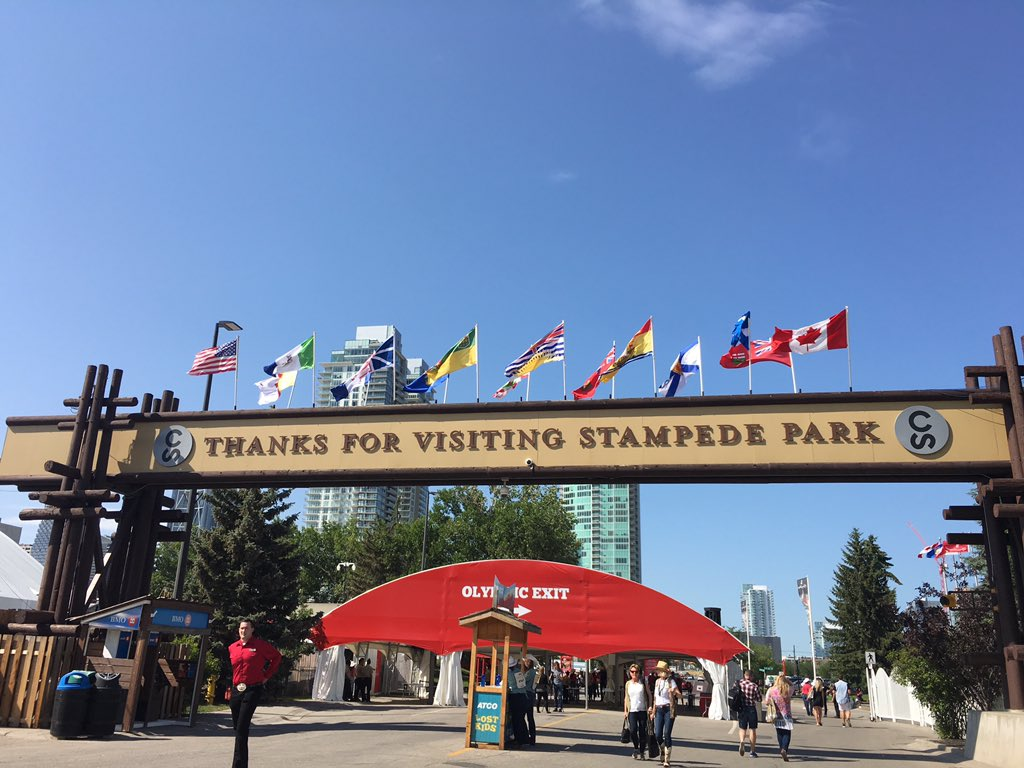Stampede Sets First Friday Attendance Record 660 News