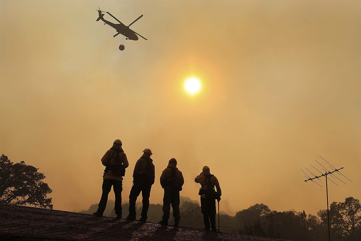 Mendocino Complex becomes largest wildfire in California history: state officials