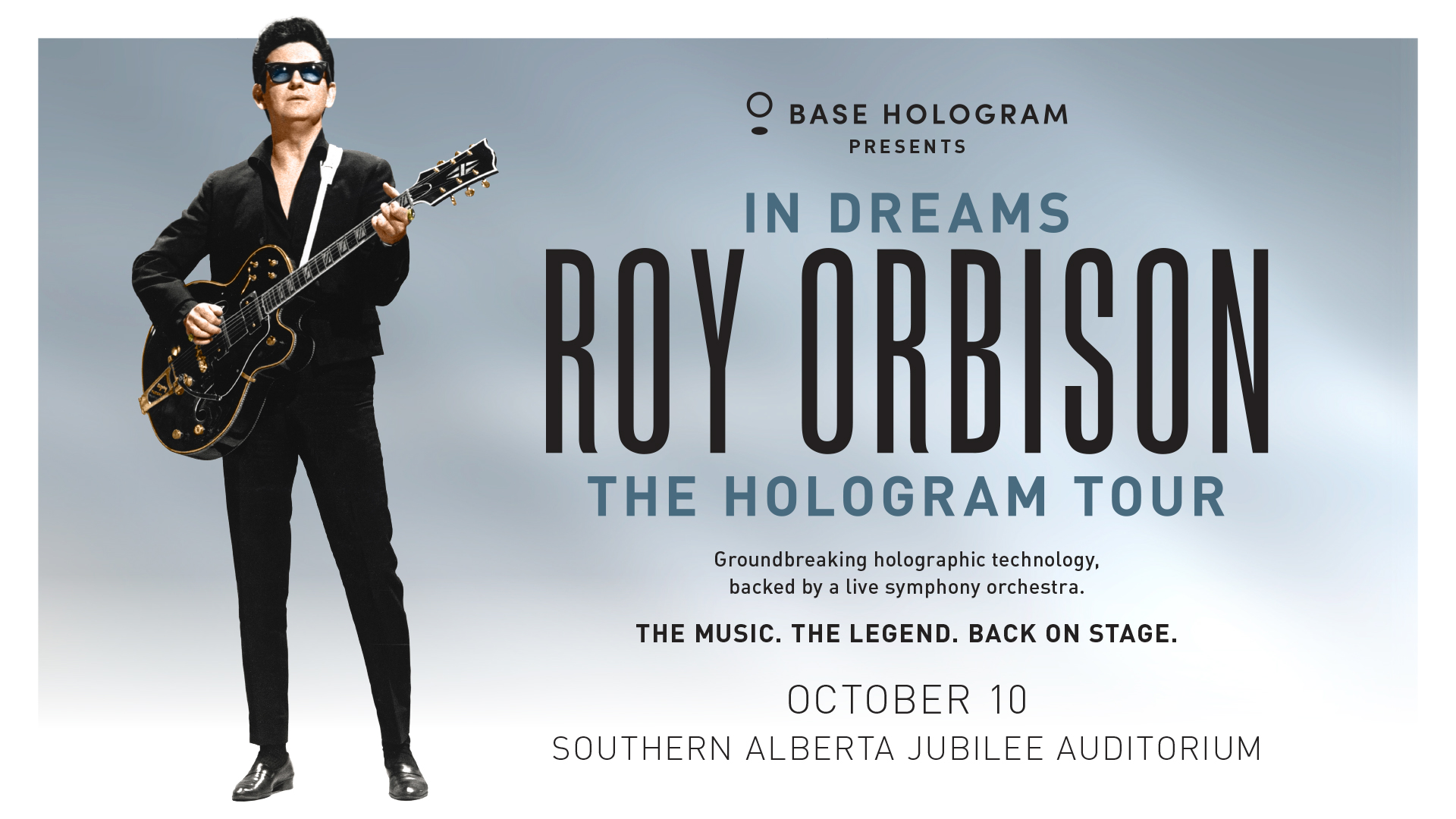 In Dreams Roy Orbison The Hologram Tour 660 News