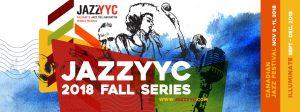 JazzYYC 2018 Fall Series