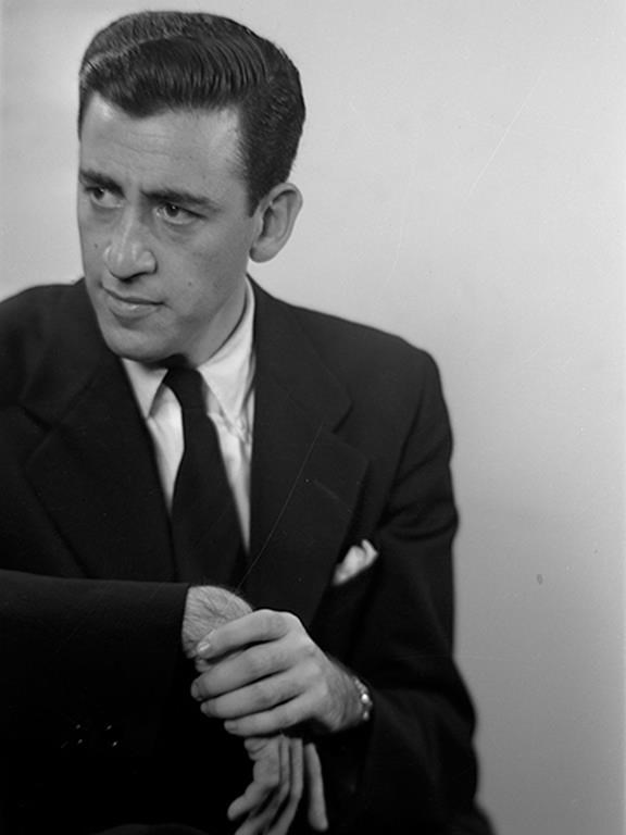 Image result for unseen salinger photos