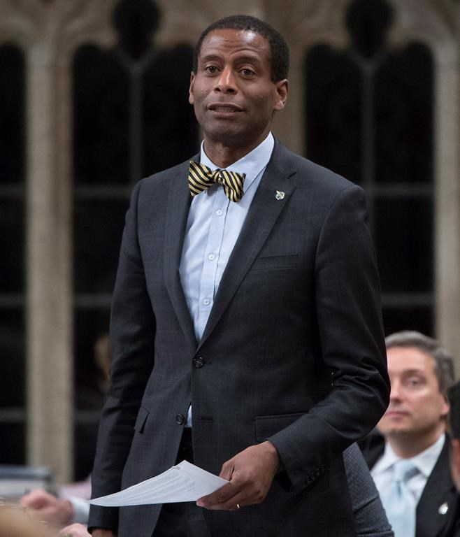 MP says feds slow to act on anti-black racism one year after Trudeau