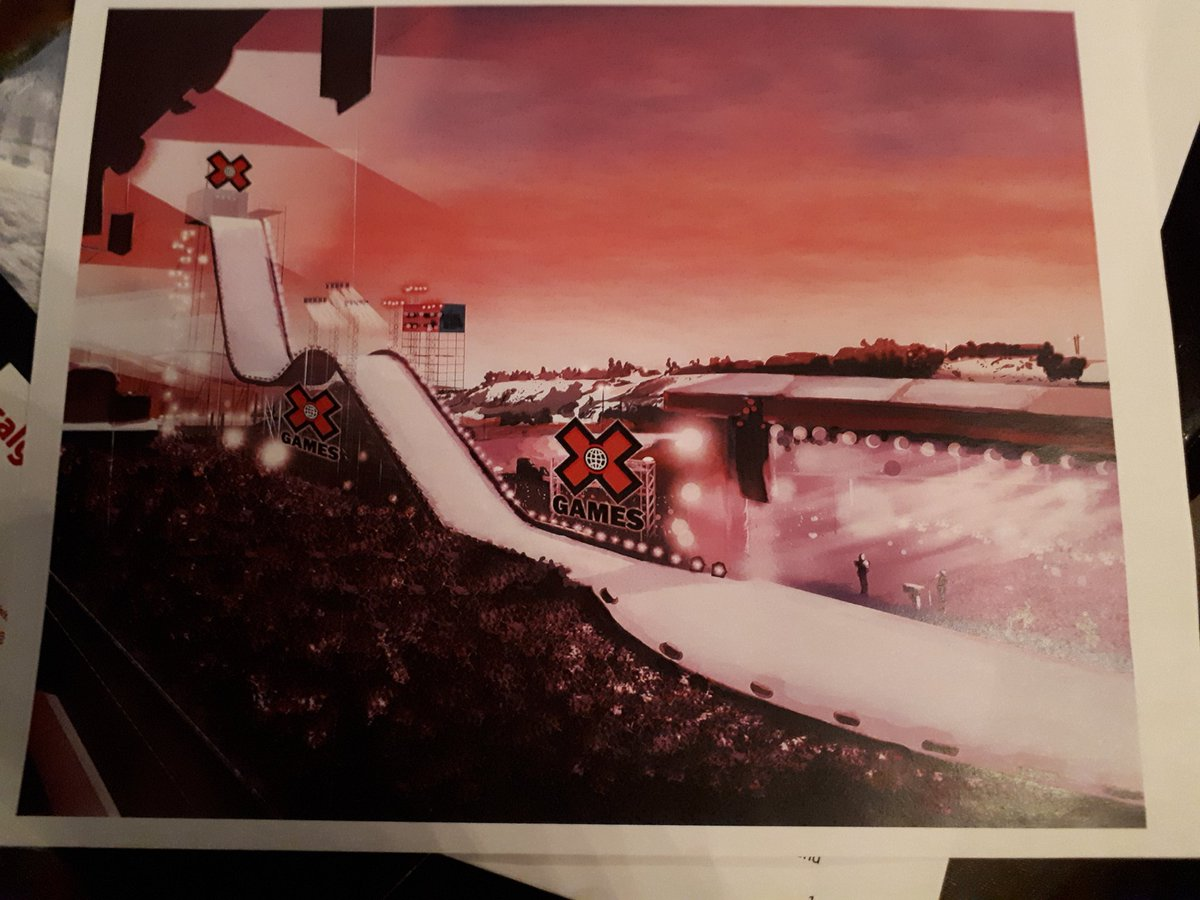 Winter Ramp 2020.Future Of X Games In Calgary Up In The Air 660 News