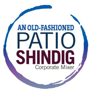 An Old-Fashioned Patio Shindig