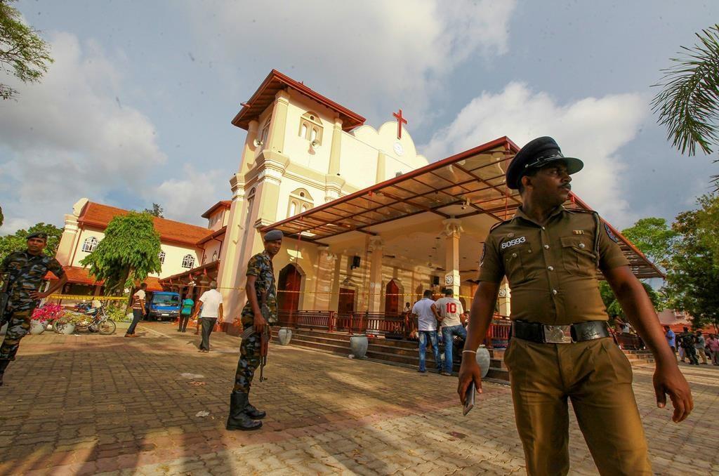 St  Sebastian's Church, Sri Lanka bombings - 660 NEWS
