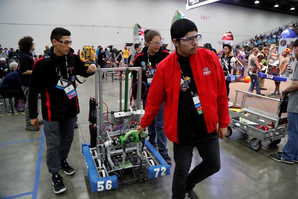 Youth robotics global championship returns to Detroit - 660 NEWS