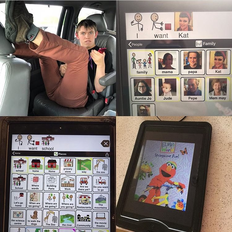 Local Dad searching for stolen tablet for son with autism