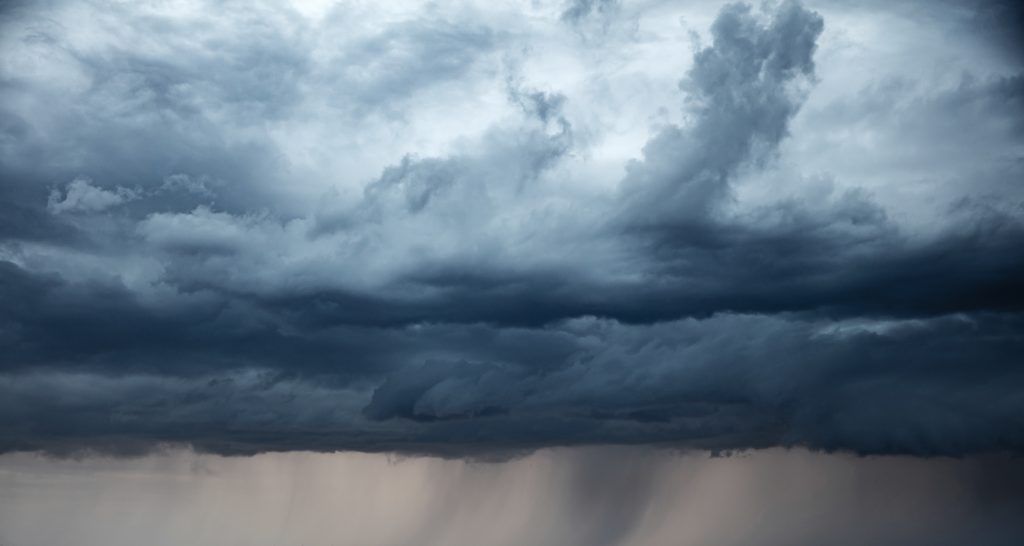 Up to nickel-sized hail expected west of Calgary, storm warning issued