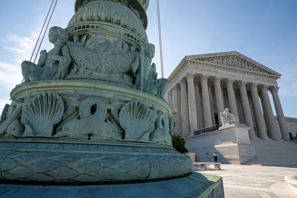 The Latest: Supreme Court decision could reshape US politics