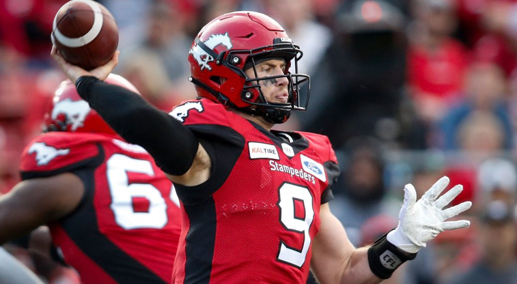Stampeders trade quarterback Nick Arbuckle - 660 NEWS