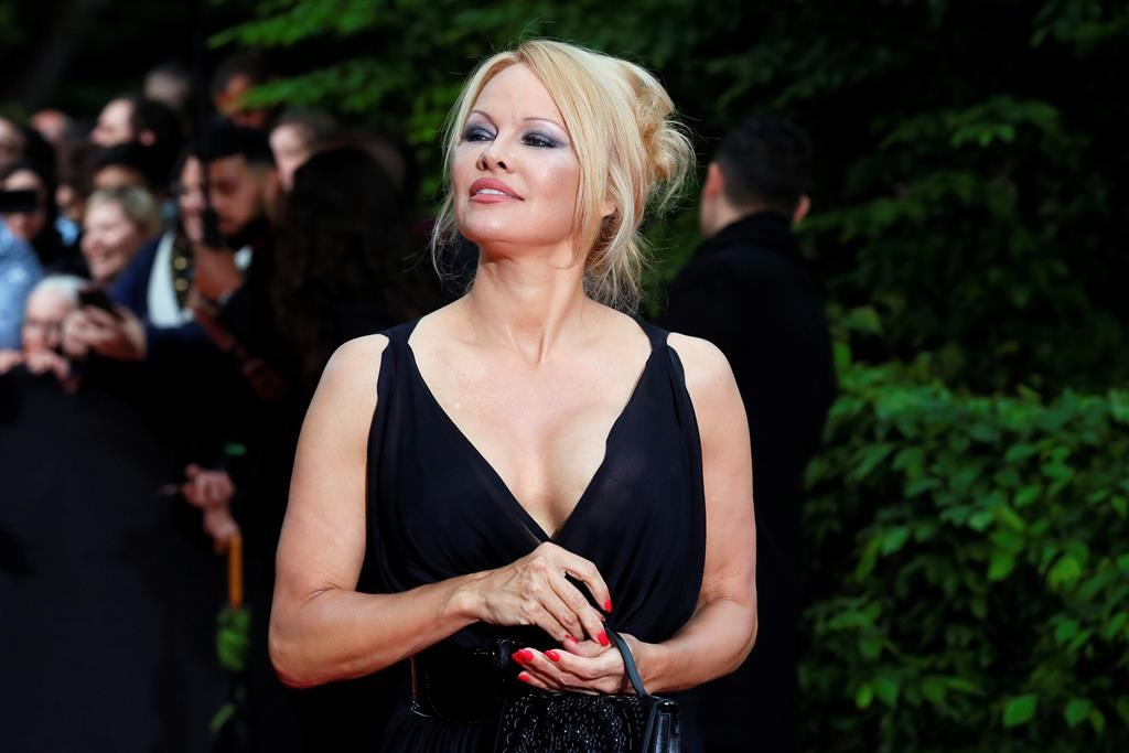 Anderson 2019 pamela Pamela Anderson: