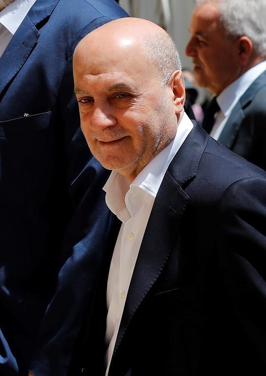 Lebanon speaker condemns US sanctions on lawmakers - 660 NEWS