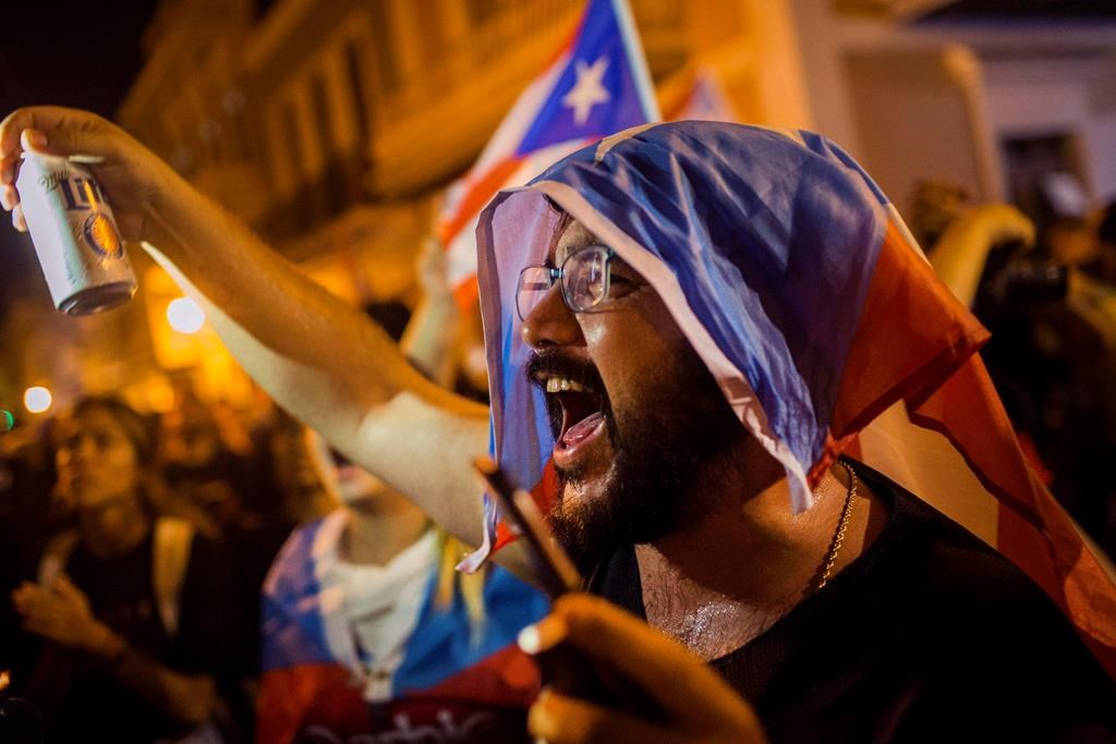 Spokesman Puerto Rico Governor Hasn T Resigned 660 News