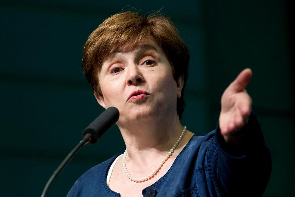 Europe pushes World Bank official Georgieva for top IMF job - 660 NEWS
