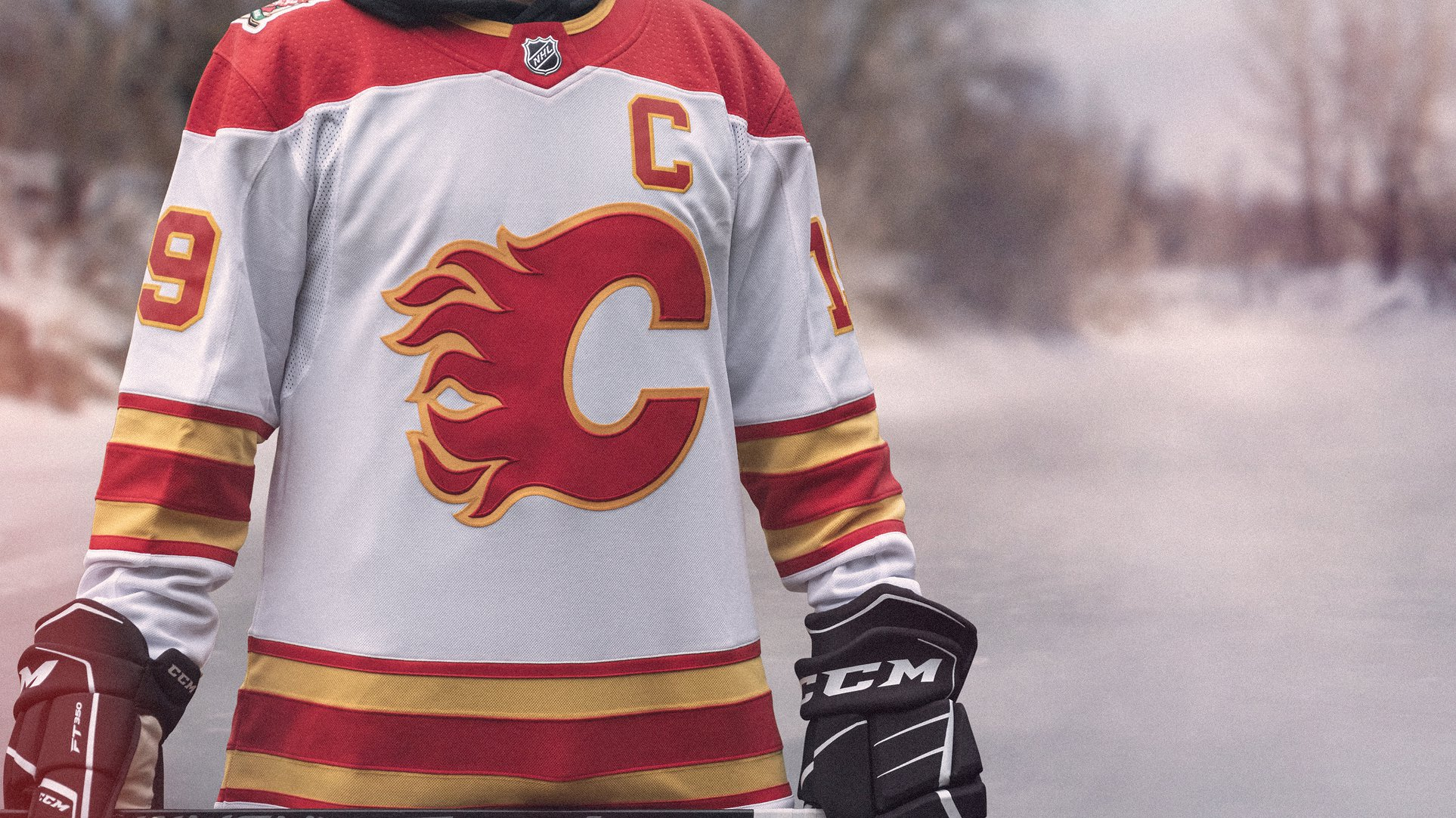 Flames Unveil 2019 20 Heritage Classic Jersey 660 News
