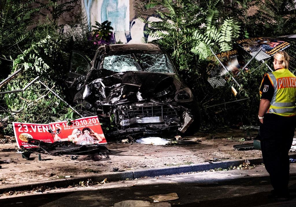 German government dodges debate over SUVs after fatal crash