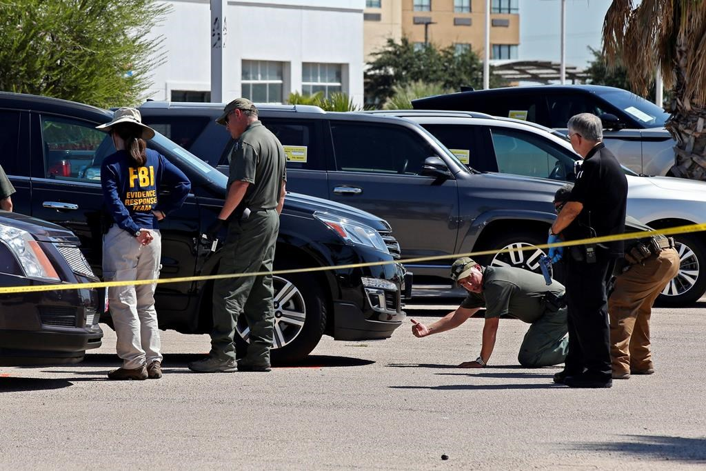 Car Dealerships In Odessa Tx >> The Latest Ap Source Texas Shooter Got Gun At Private Sale