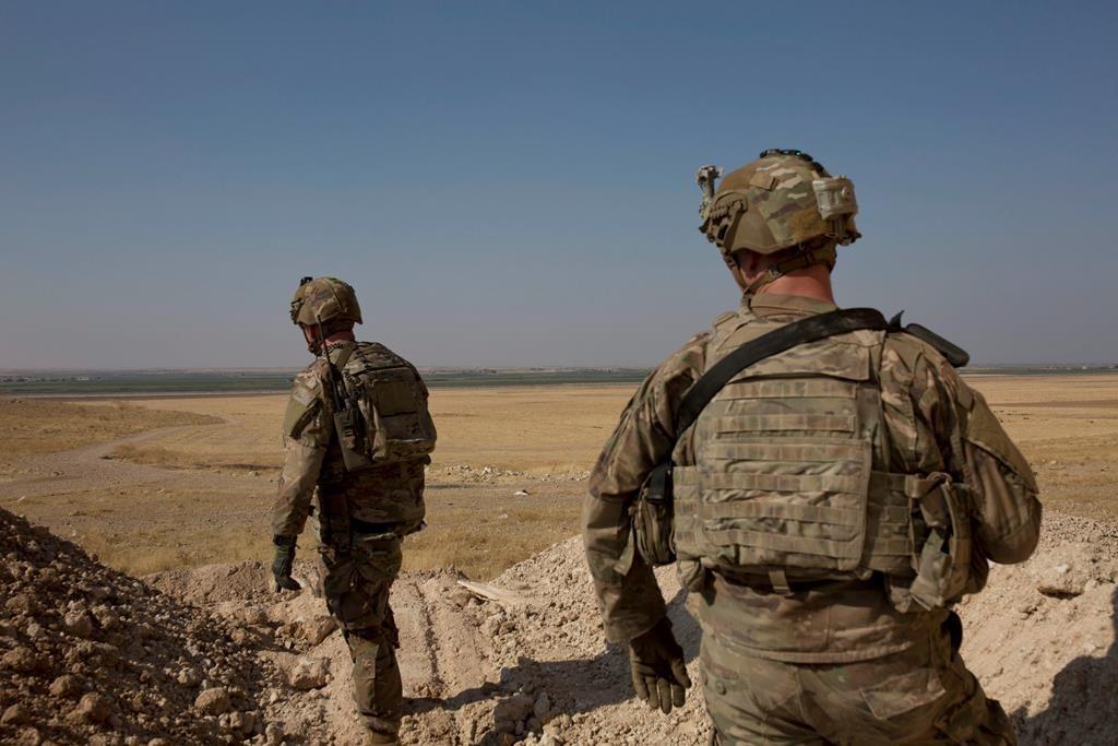 To set up 'safe zone,' US wades into muddled Syria politics