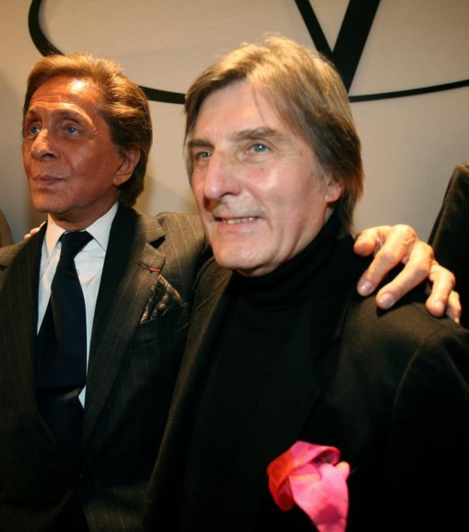 French Fashion Designer Emanuel Ungaro Dies At 86 660 News