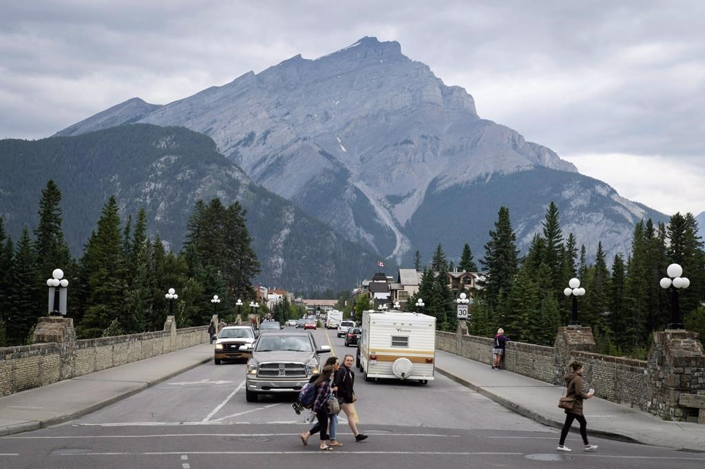 Avoid Banff, Canmore this long weekend, pleads Parks Canada