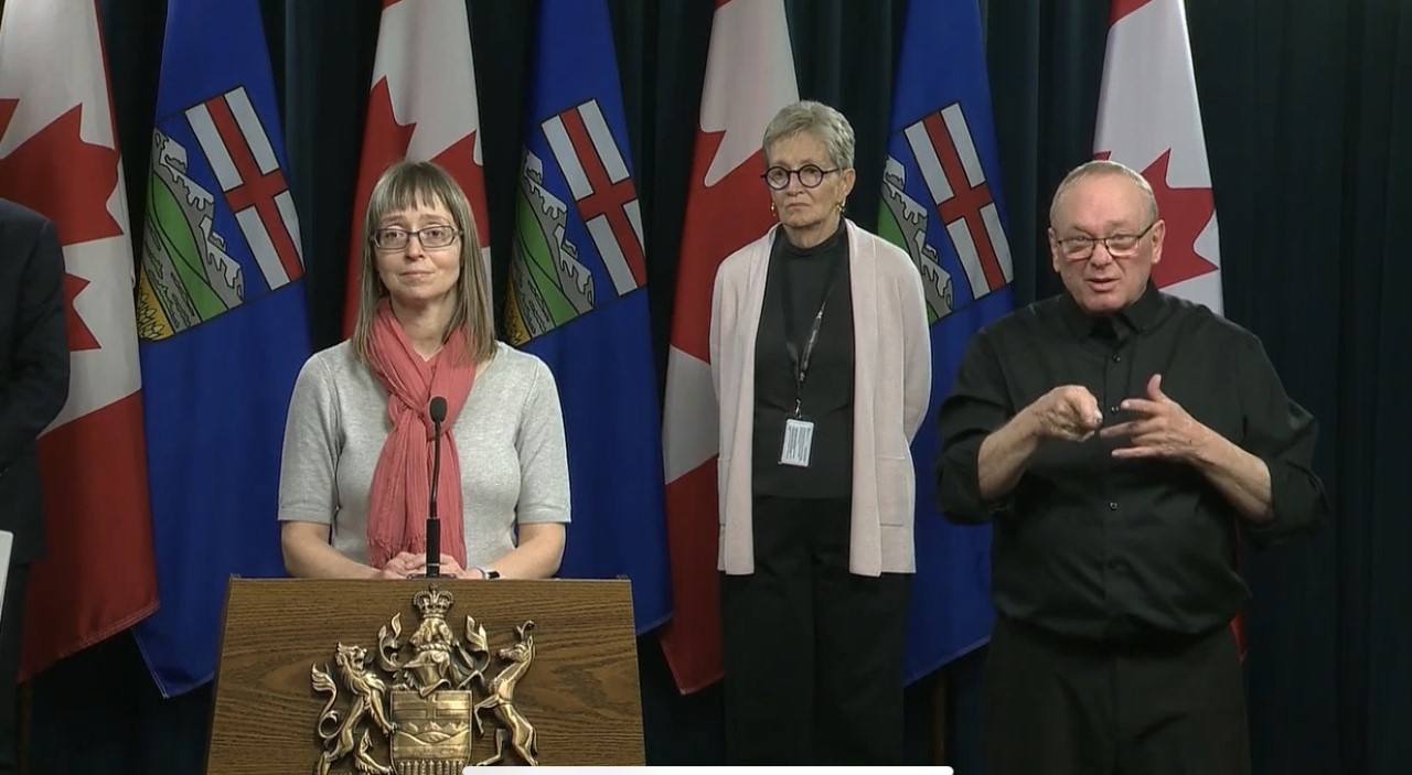 49 New Cases 3 Recovered From Covid 19 In Alberta 660 News