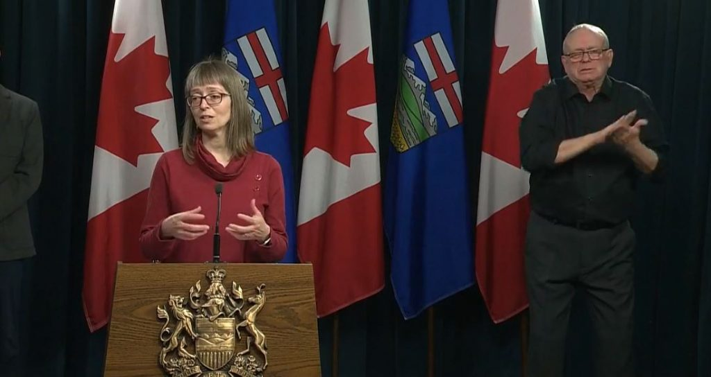 5 deaths, 29 new cases of COVID-19 in Alberta