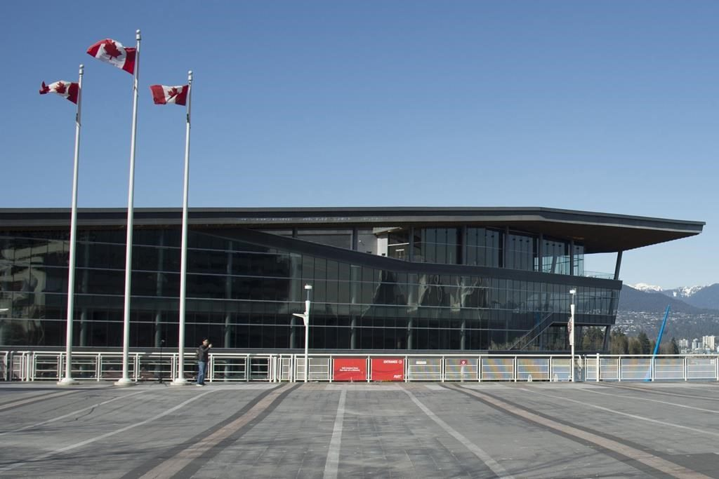 Vancouver Convention Centre picked for off site COVID-19 treatment centre