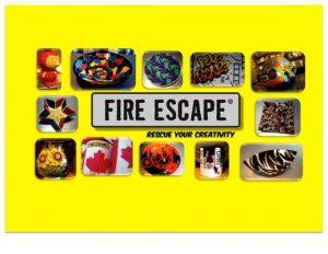 Fire Escape Pottery Studio